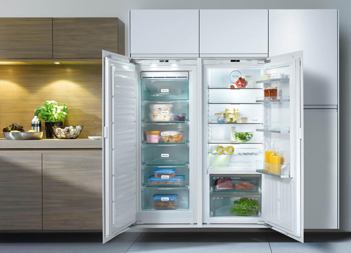 Side By Side Kühlschrank Größe : Kühl und gefriergeräte: alle wichtigen infos zu kühlschränken und