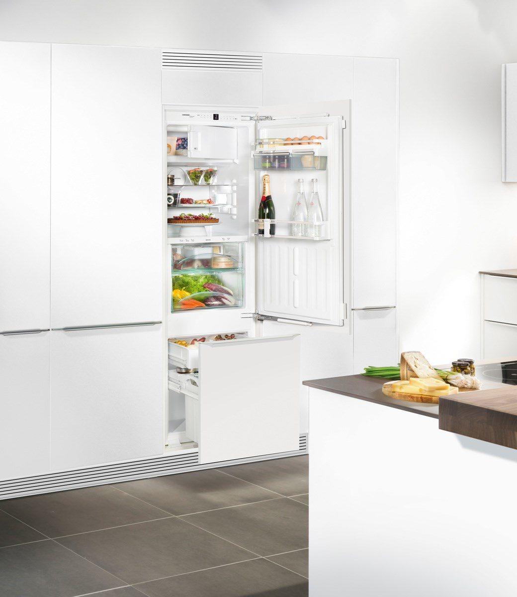 Liebherr Kühlschrank mit Kellerfach; Foto: Liebherr