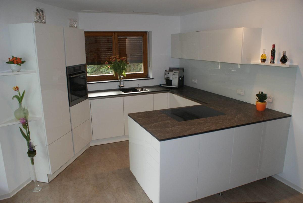 Küche in G-Form: Die vielseitige Küchenform mit extra viel Arbeits ...