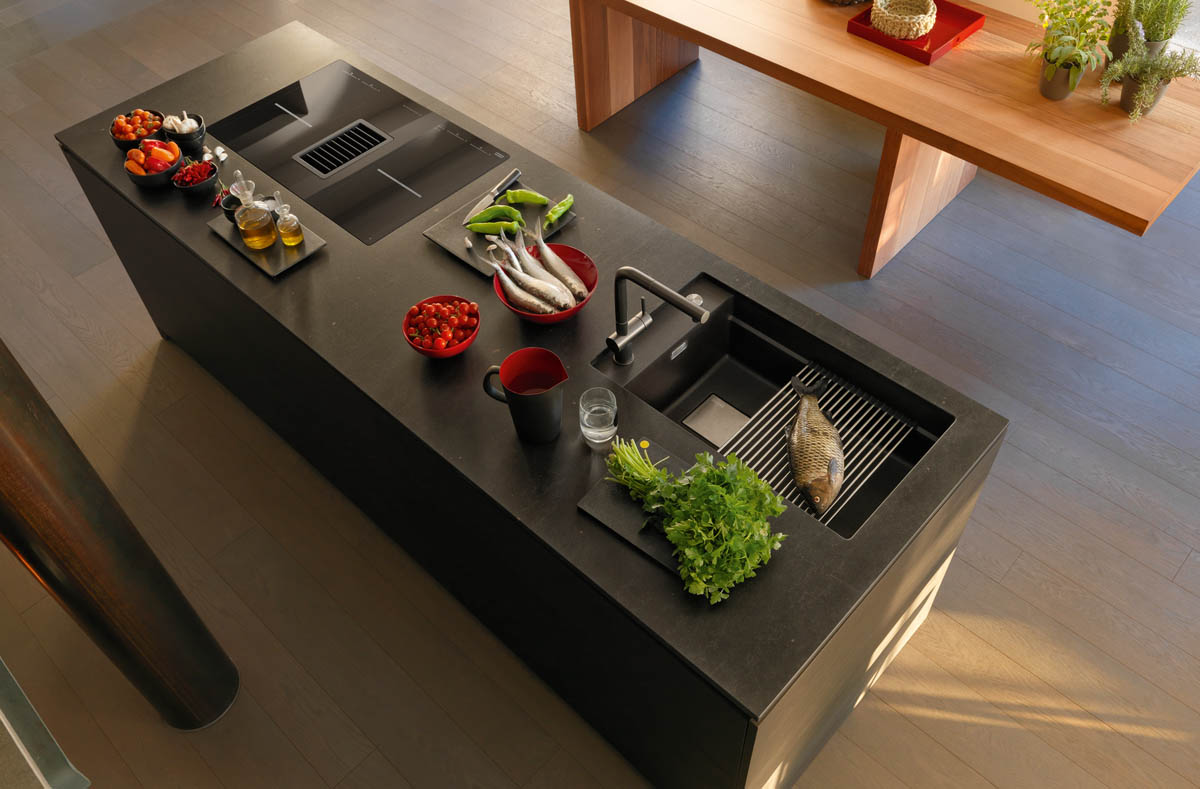 miele kochfeld mit abzug infos preis und reinigung zum two in one dunstabzug nach unten. Black Bedroom Furniture Sets. Home Design Ideas
