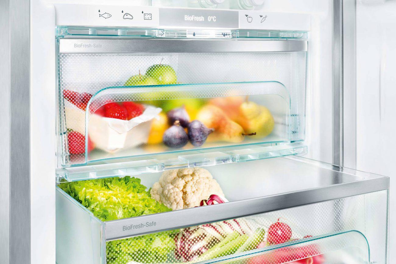 Geschützt: BioFresh Kühlschränke Von Liebherr: Lebensmittel Länger Frisch  Halten Dank Null Grad Zone