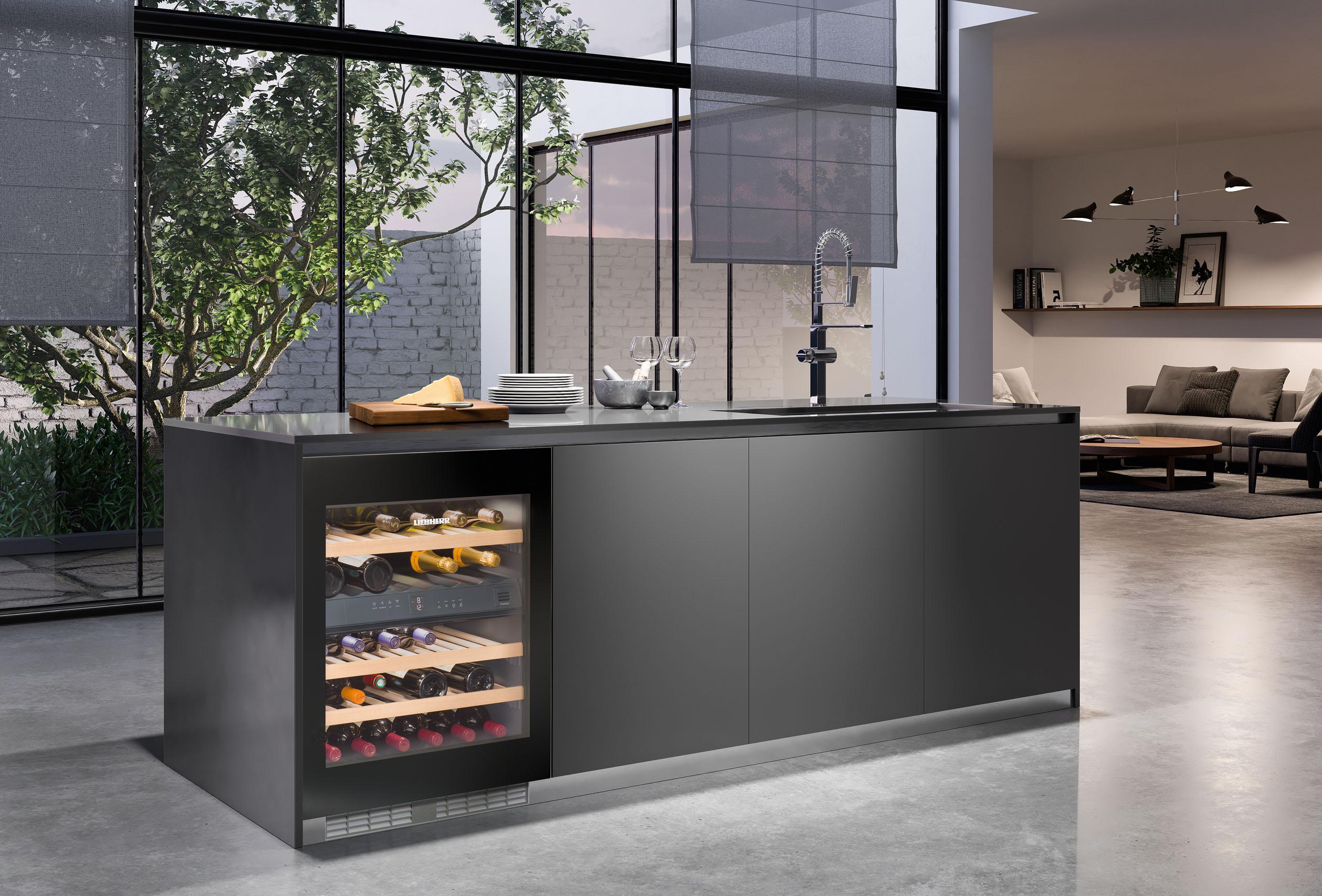 Side By Side Kühlschrank Einbauen : Olivia autor bei küchenfinder magazin