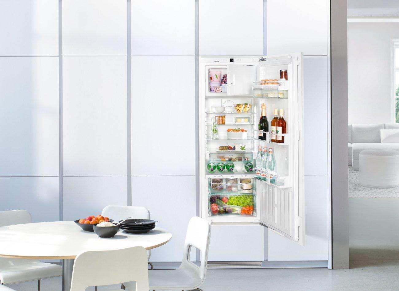 Side By Side Kühlschrank Leise : Lautstärke bei kühlschränken so leise ist ein gerät von liebherr