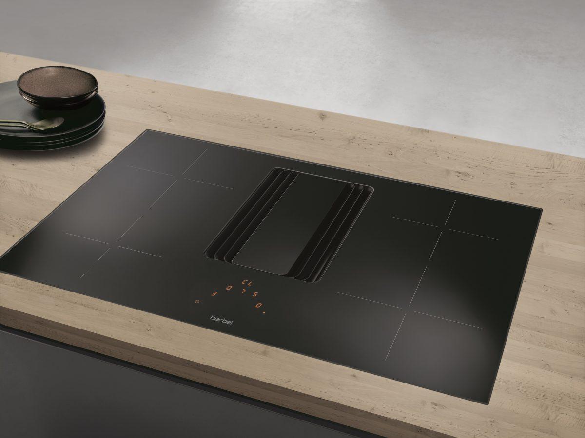 bebel Downline Compact Kochfeldabzug -Das Einsteigermodell; Foto: berbel