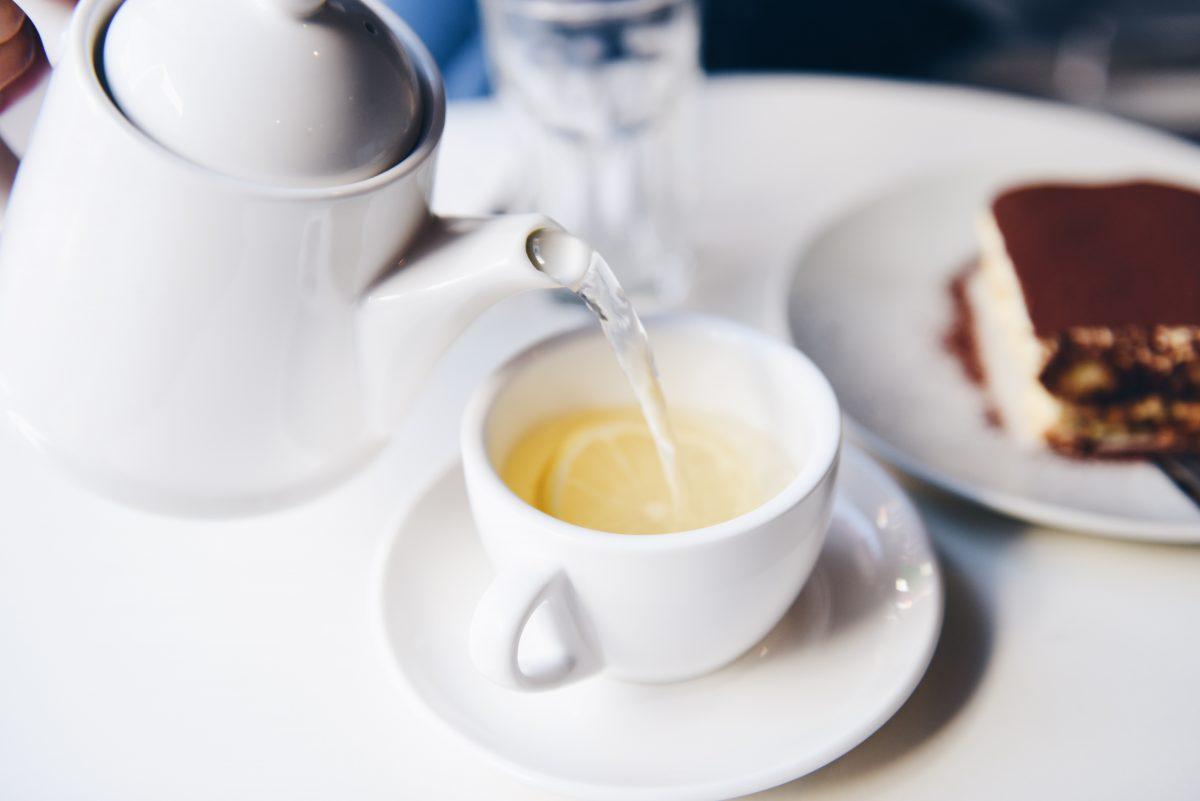Wasser für Tee sollte kochen