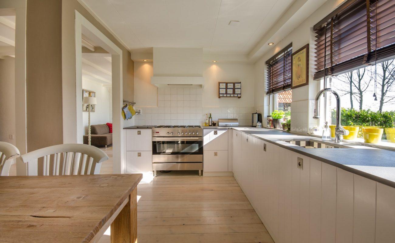Küche putzen - aber richtig: 17 Regeln zum Saubermachen im