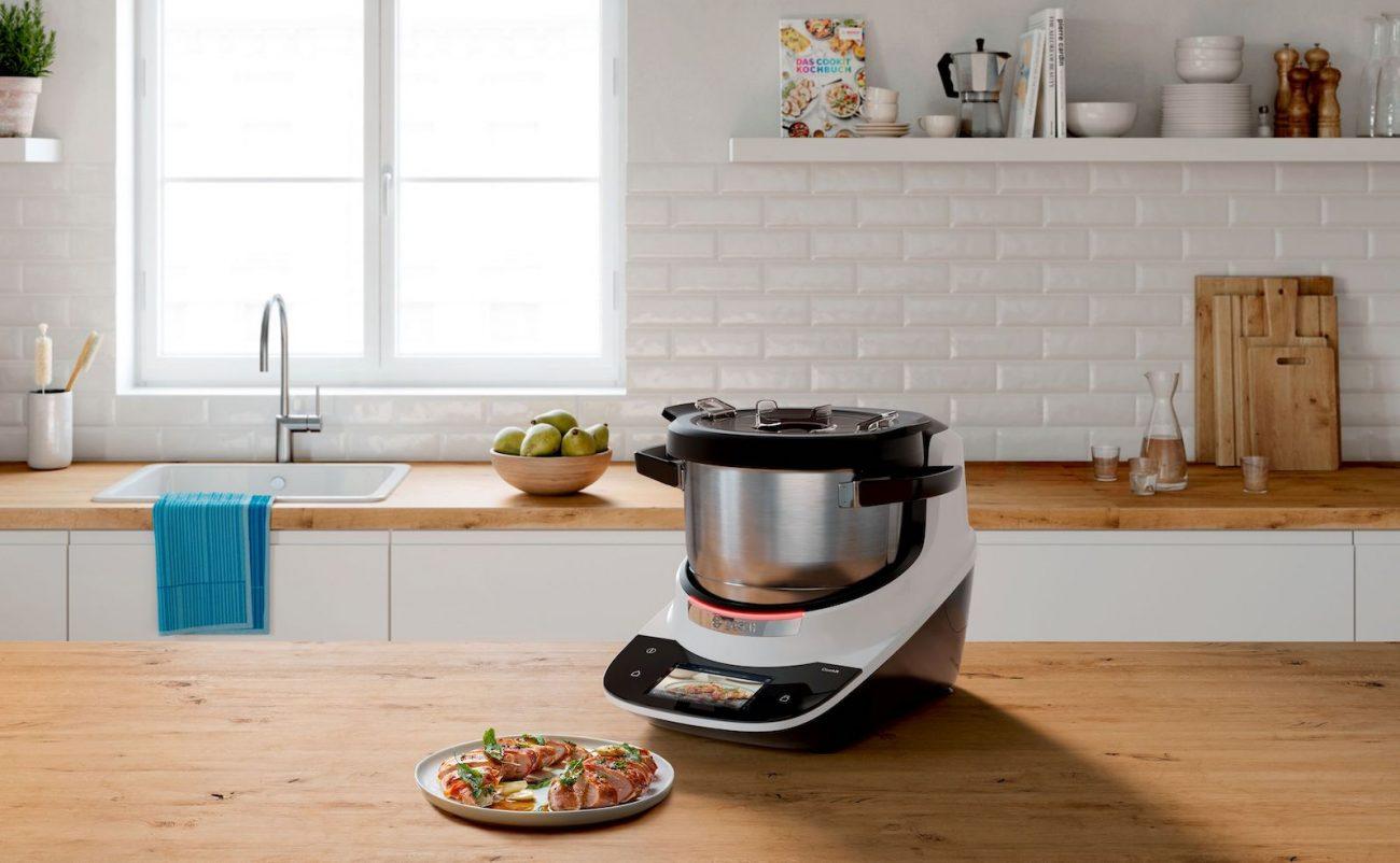 Thermomix Alternative: Die neue Küchenmaschine Bosch Cookit ...