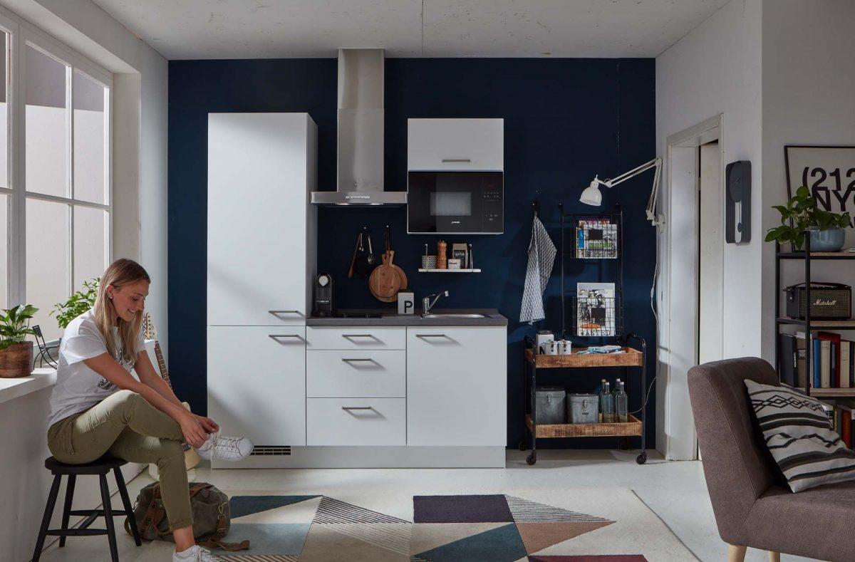 nobilia elements - die ideale Küche für Studenten; Foto: Nobilia