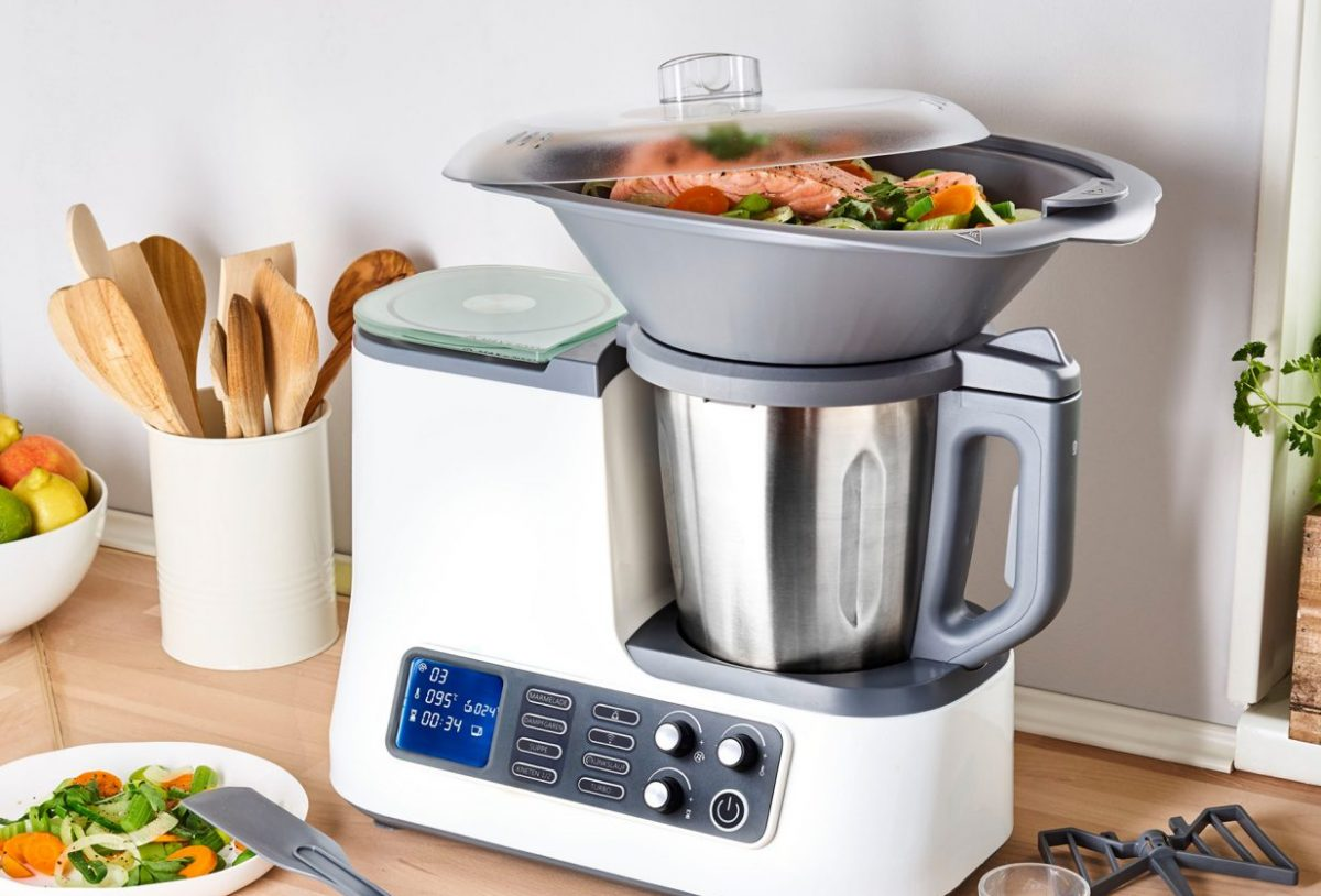 Thermomix Alternative Quigg von Aldi. Foto: Aldi Nord