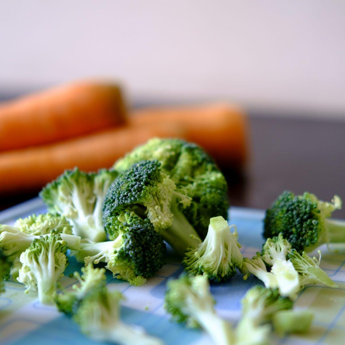 Brokkoli eignet sich besonders gut zum Dünsten