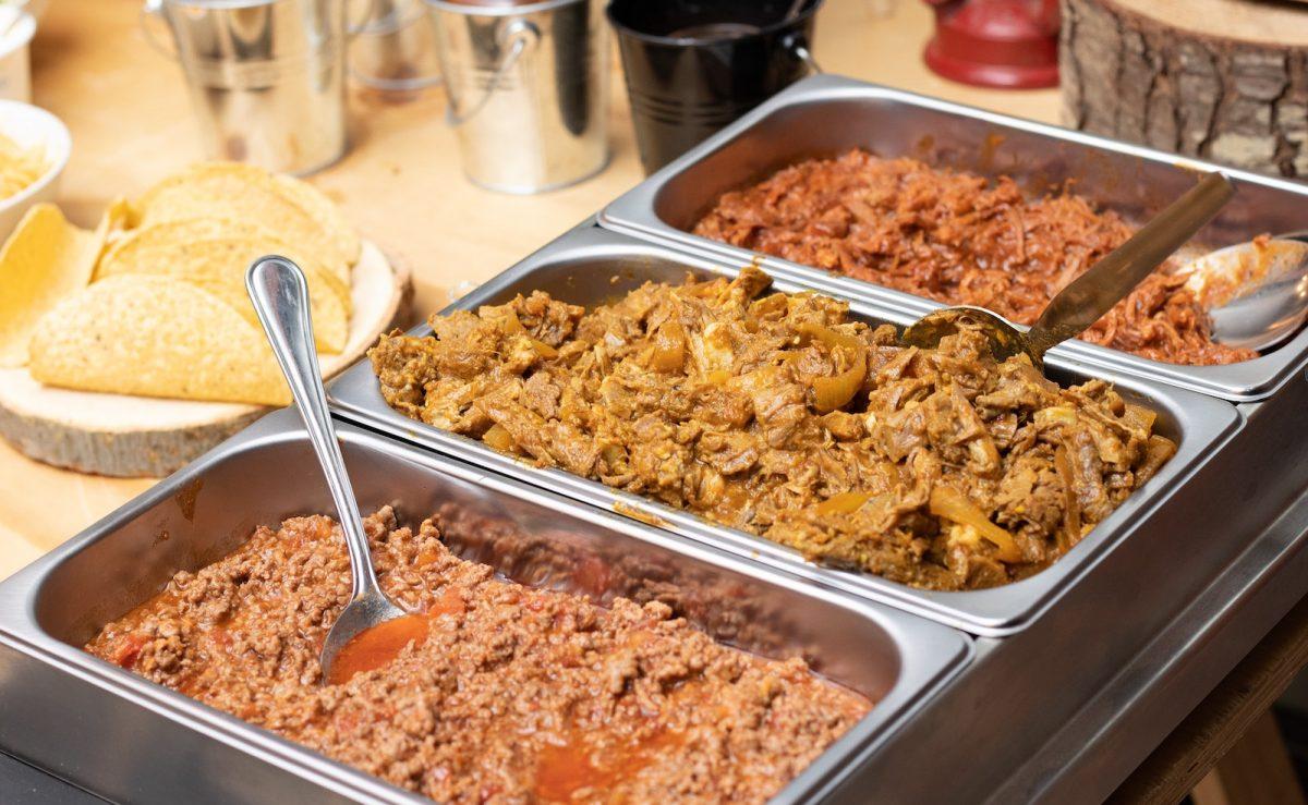 Gute Alternative, um Essen warmzuhalten: Chafing Dish