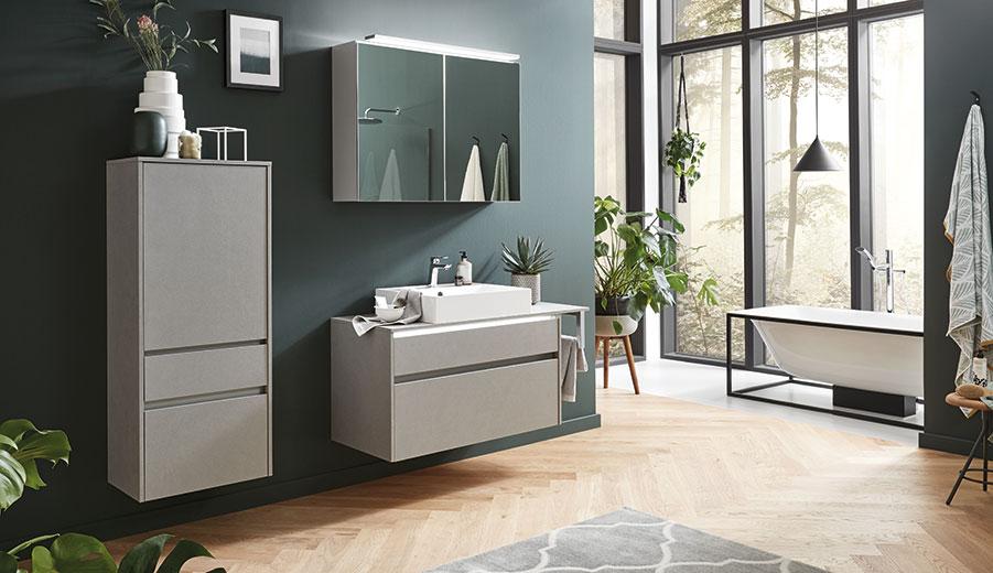 Küchenhersteller Nobilia setzt nun auch auf Badmöbel; Foto: Nobilia