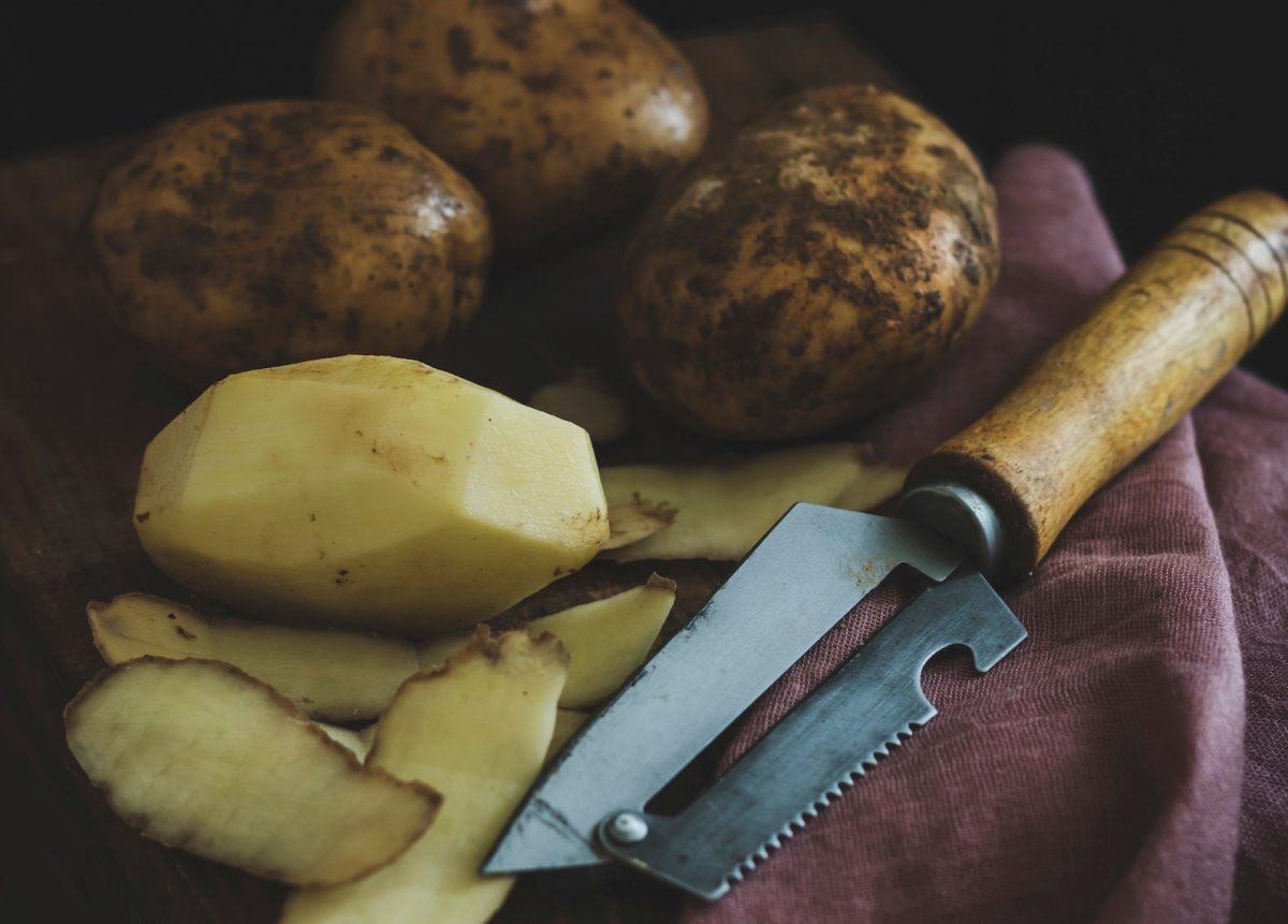 Kartoffeln mit oder ohne Schale im Ofen zubereiten?