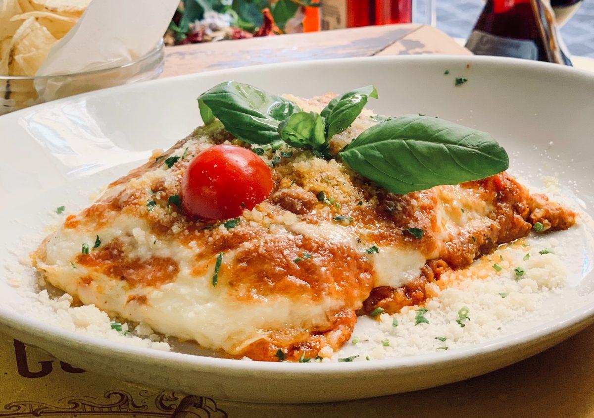 Rezept für Temperatur und Garzeiten der perfekten Lasagne im Backofen