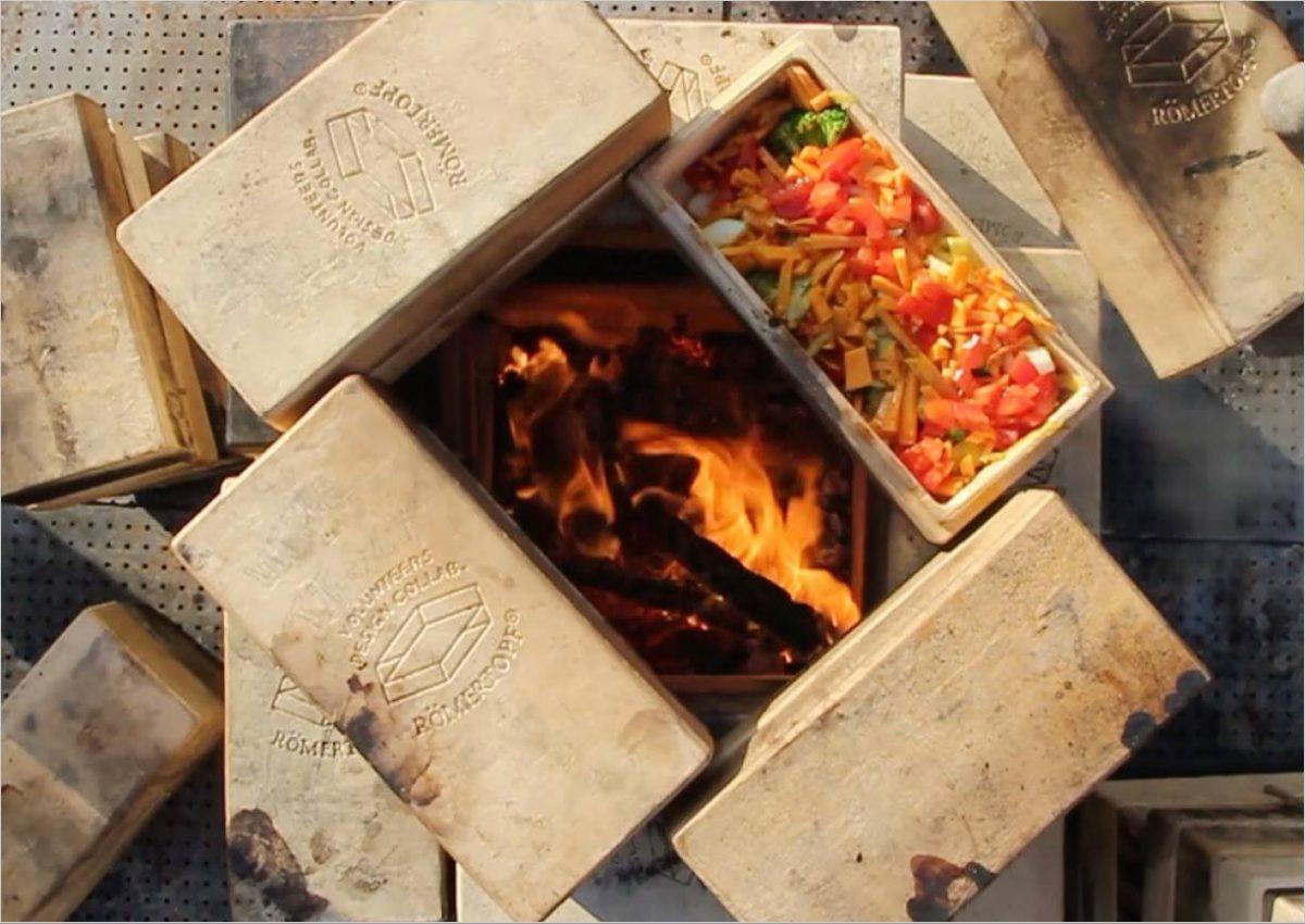 Ein Bricknick ist ein gesellschaftliches Ereignis; Foto: Facebook/roemertopf.de
