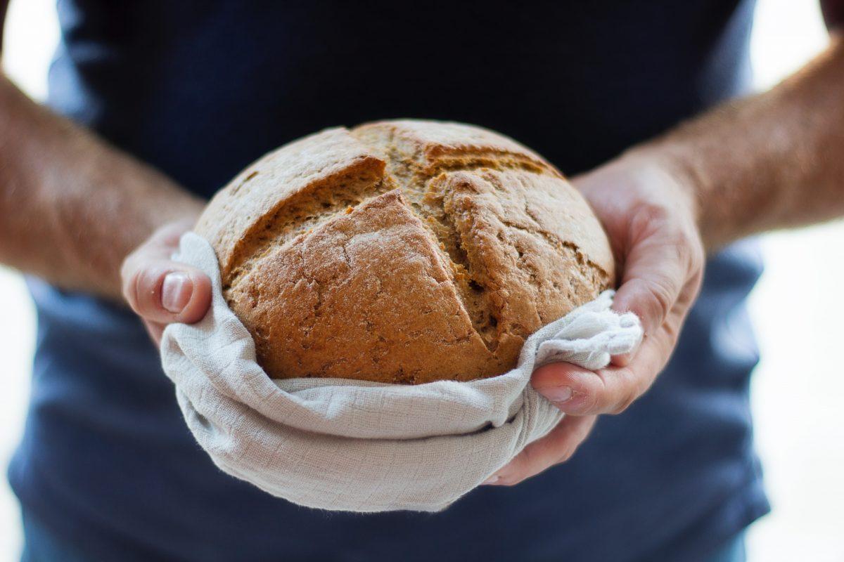 Fleischthermometer können auch zum Brotbacken verwendet werden