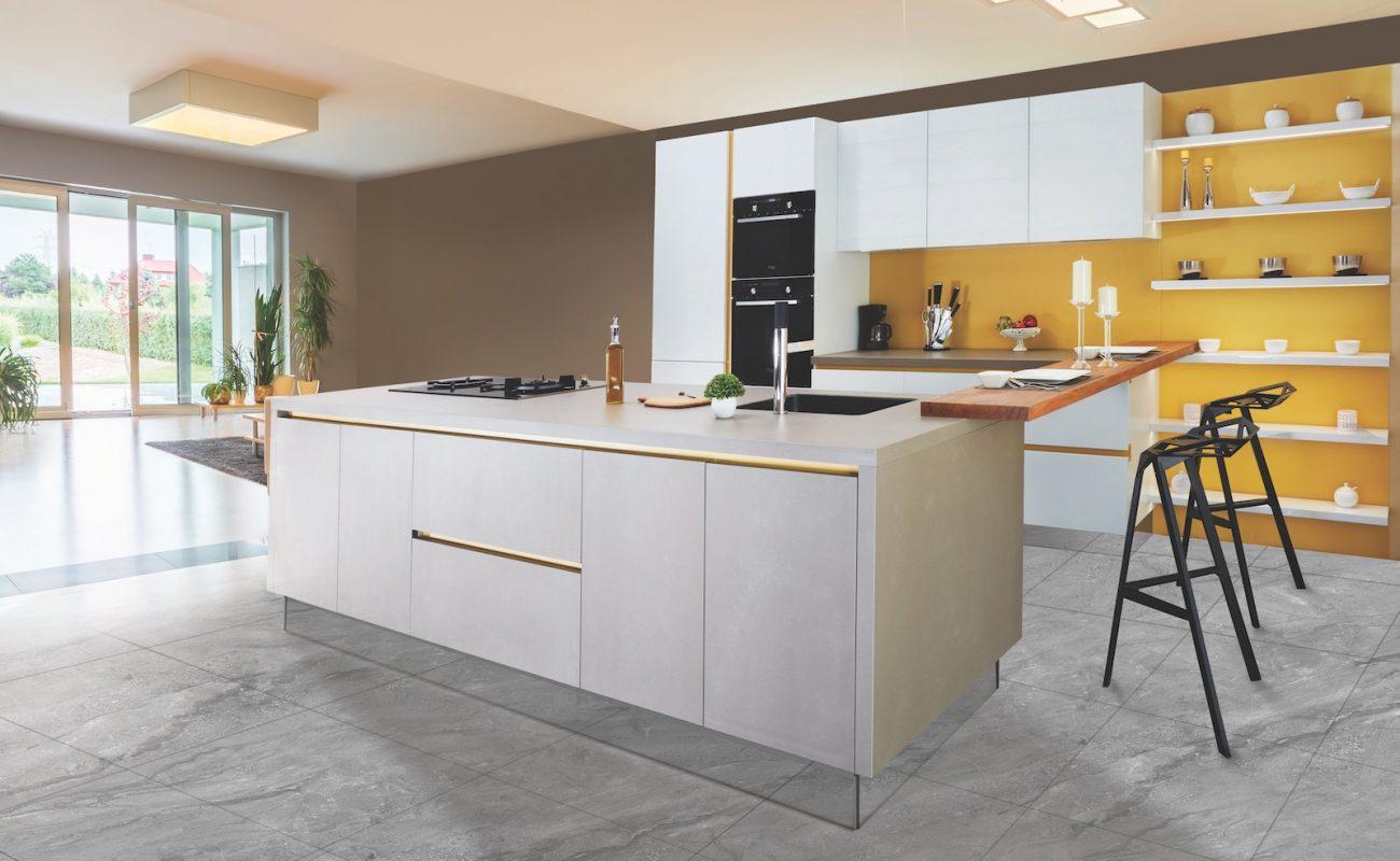 Bodenbelag in der Küche: Welches Material eignet sich? - Küchenfinder
