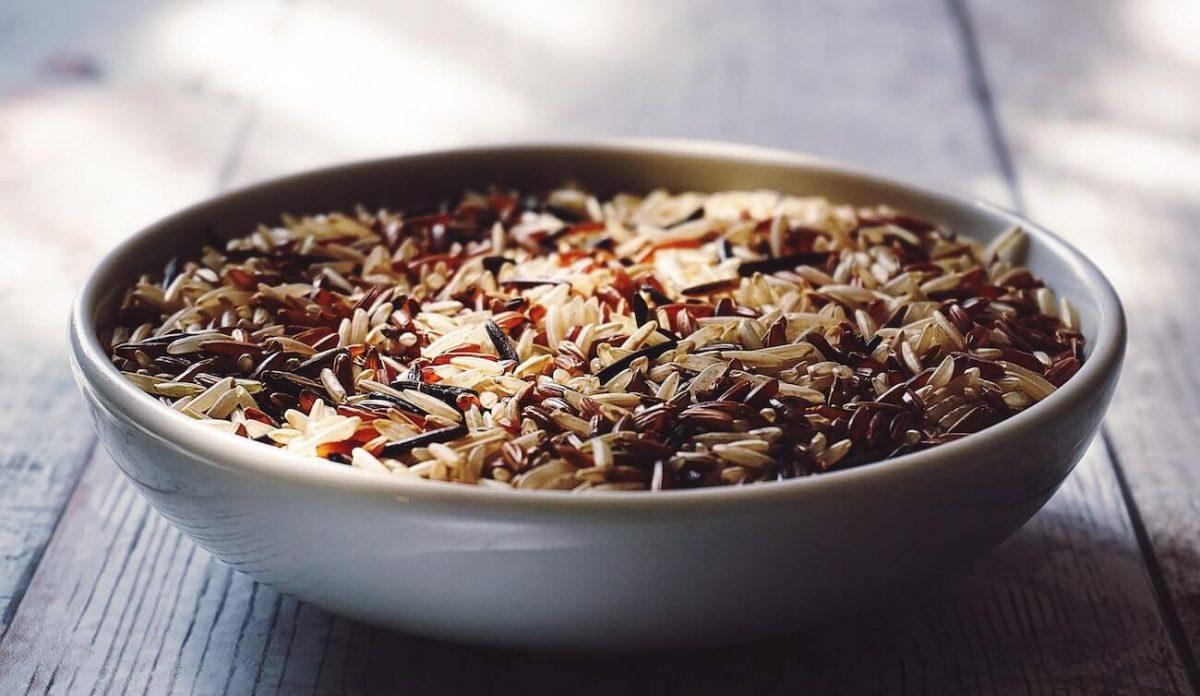 Vollkorn Reis