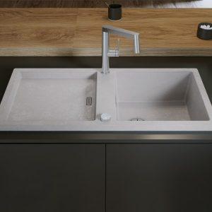 BLANCO Adon XL Spüle Beton Style