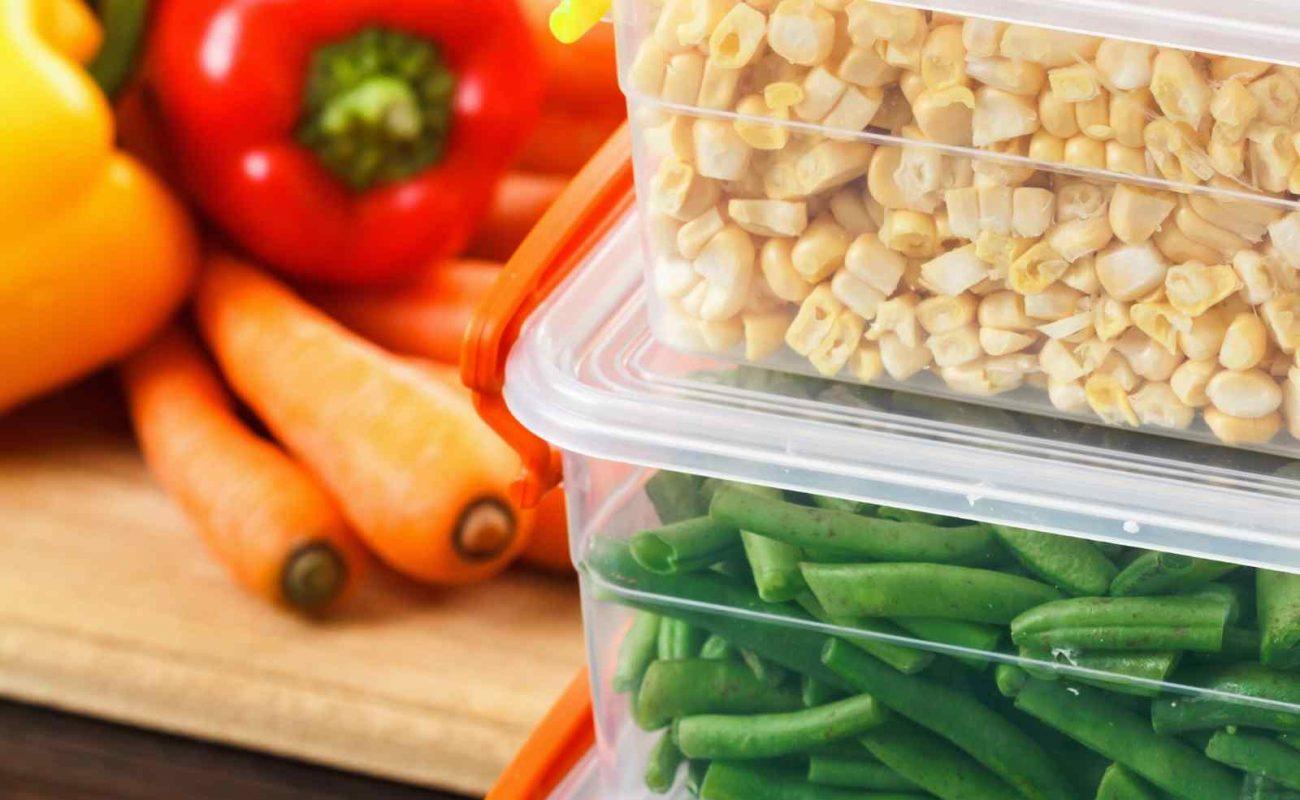 Gemüse richtig infrieren