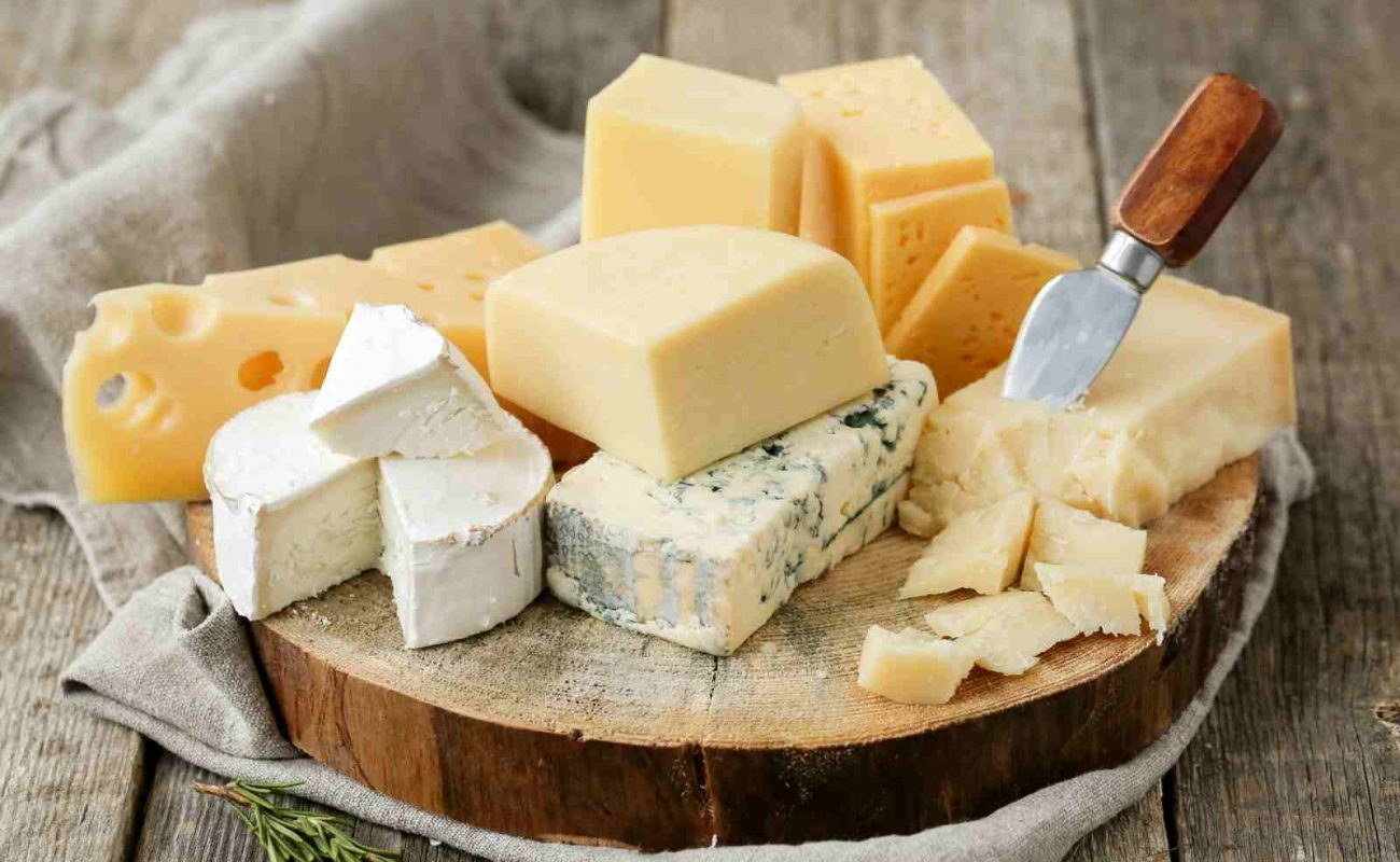 Käse einfrieren