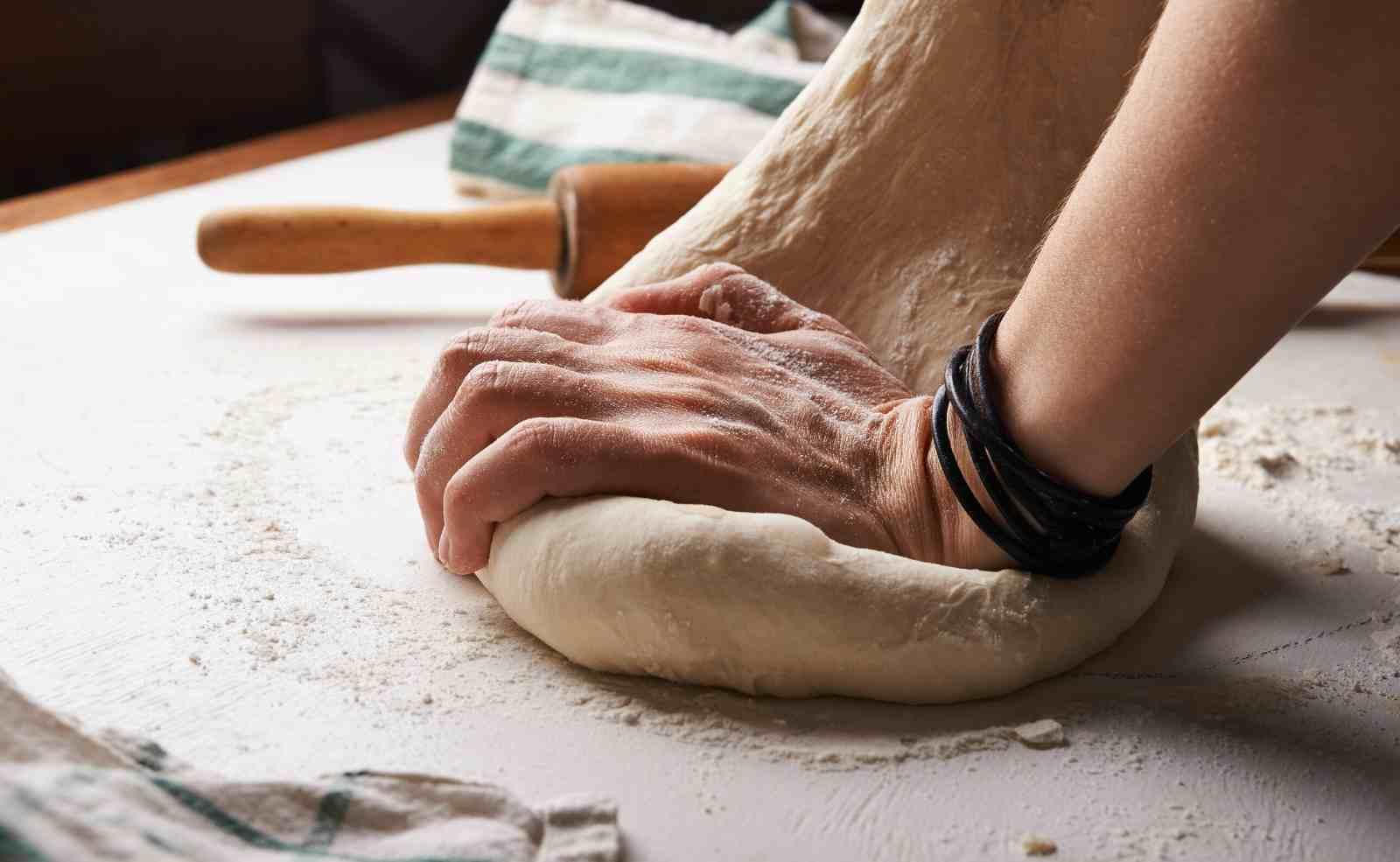 Brot backen ohne Hefe