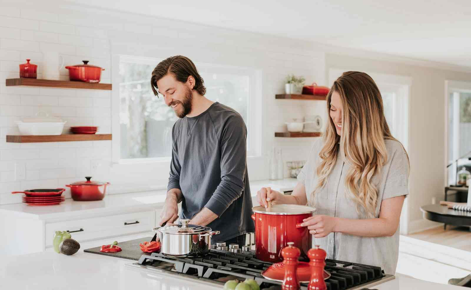 Arbeitsdreieck: Ergonomie in der Küche