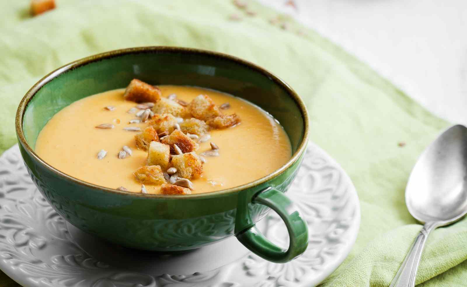 suesskartoffel suppe