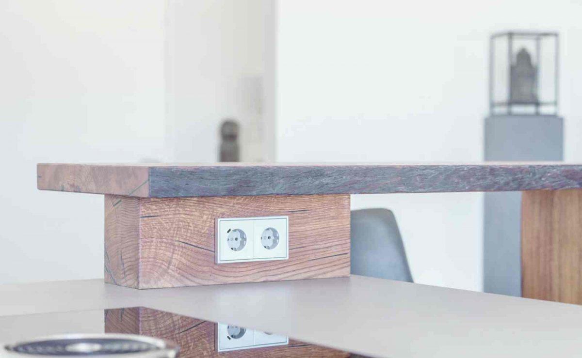 Steckdosen in der Küche richtig planen - Küchenfinder