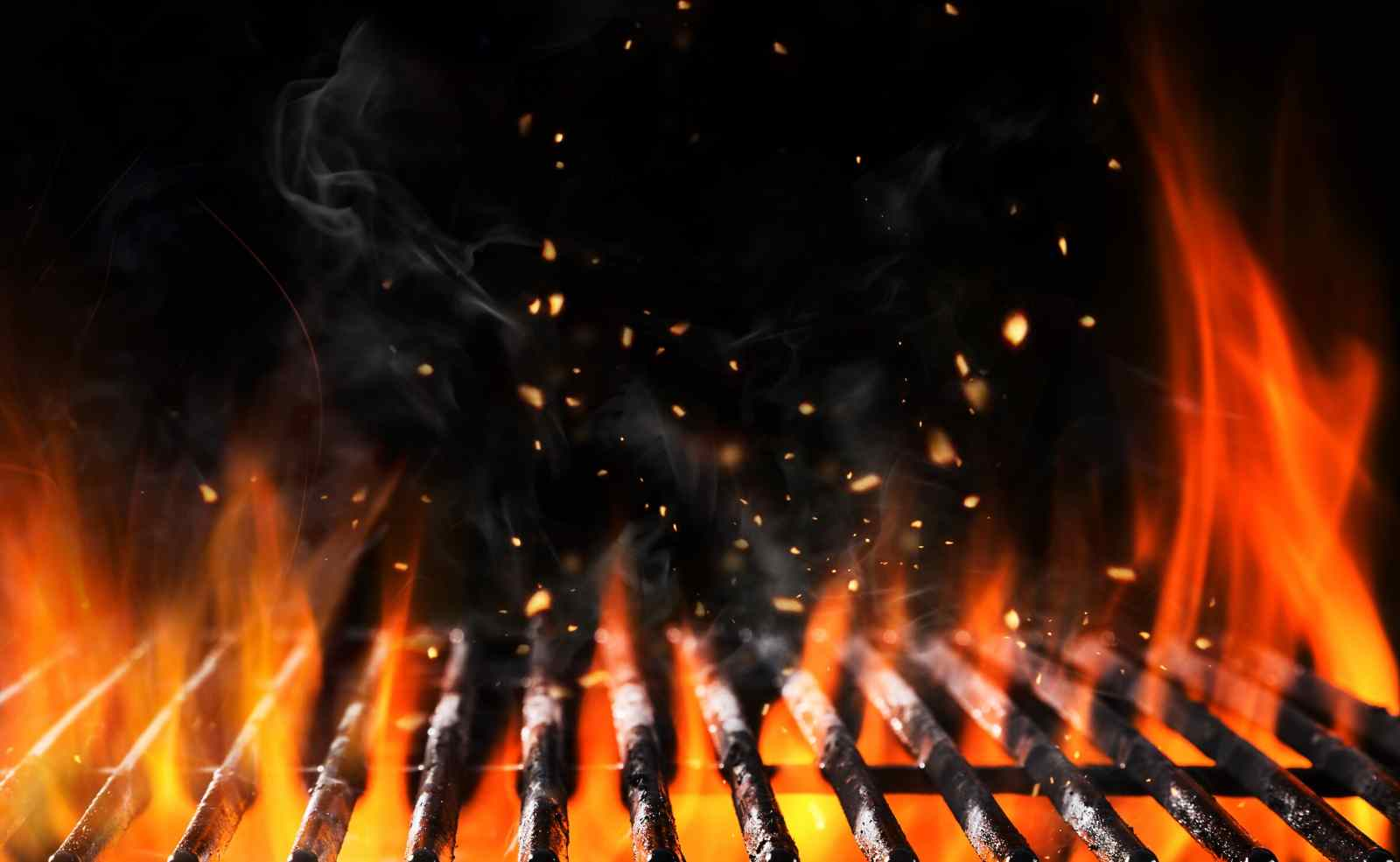 Holzkohle Grill Temperatur