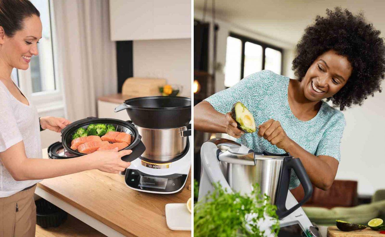 Thermomix oder Bosch Cookit: Was ist besser?