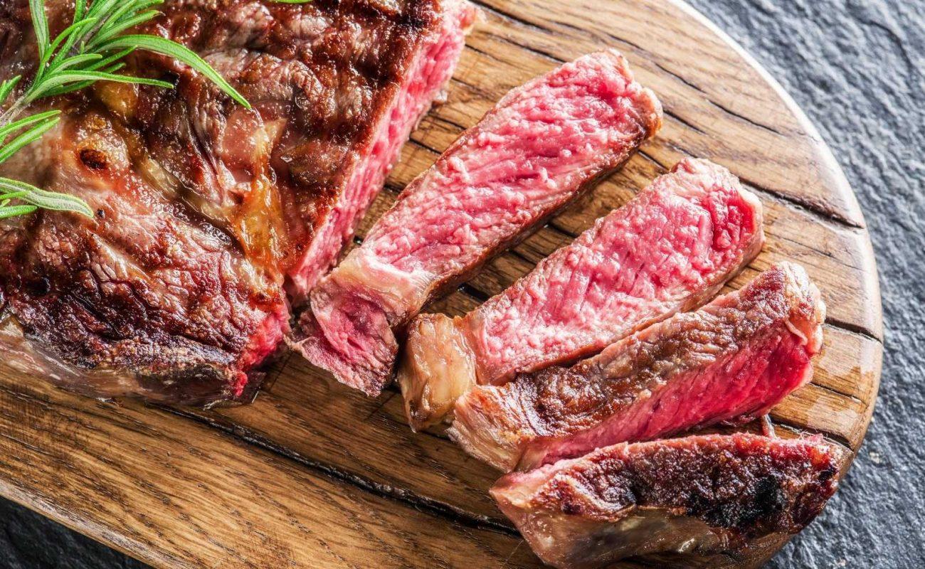 Steak richtig in der Pfanne braten