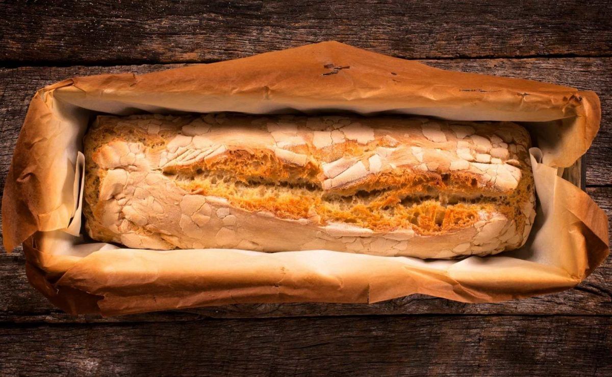 Brot in Kastenform backen