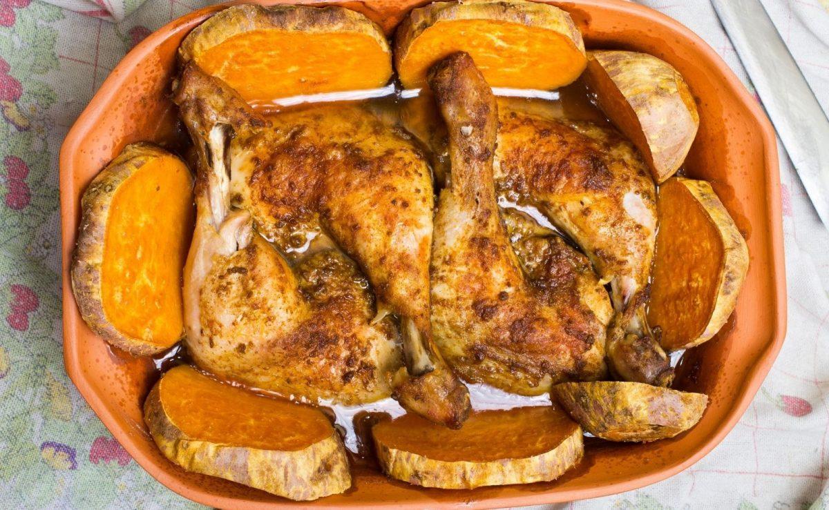 Fleisch wird im Römertopf besonders zart