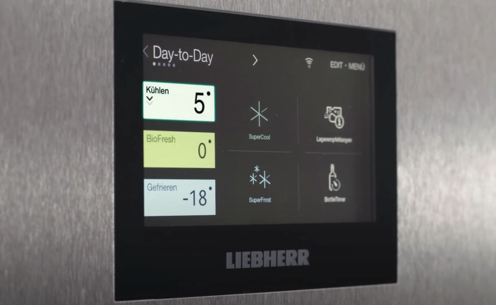 liebherr smart device