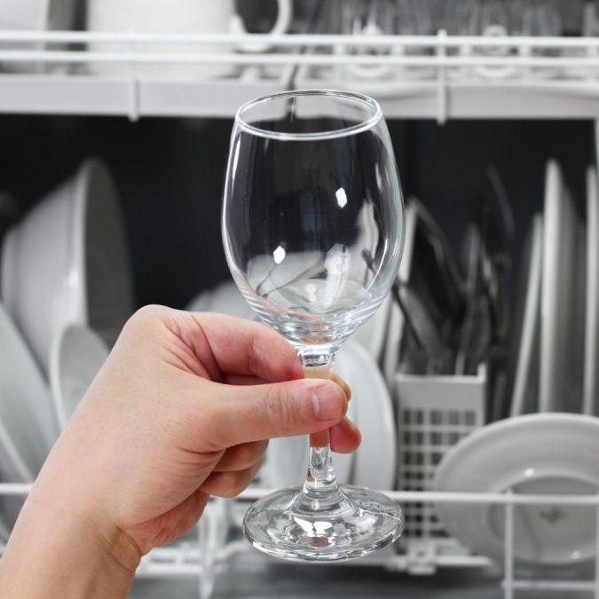 Warum wird das Geschirr in der Spülmaschine nicht sauber?