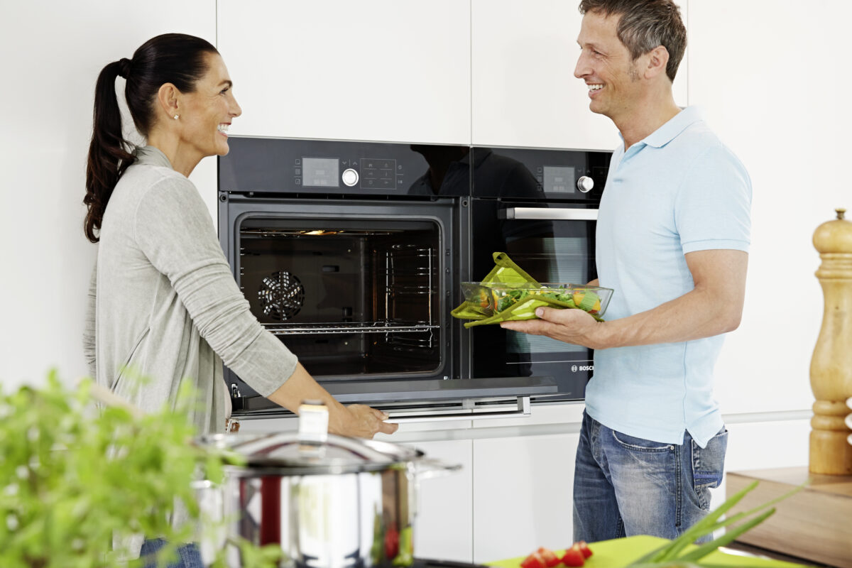 Mit einem Dampfgarer erwärmst du Speisen schonend, so dass Vitamine und Mineralstoffe erhalten bleiben