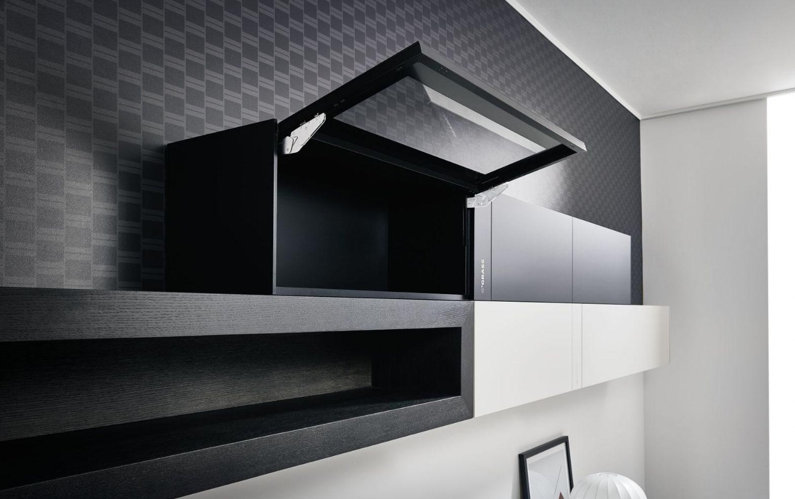 Kinvaro T-Slim: Das unsichtbare Bewegungs-System für Möbel in Augenhöhe