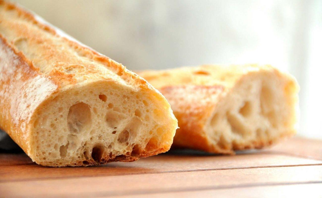 Brot backen fluffig und knusprig