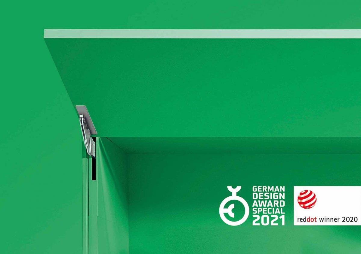 """Kinvaro T-Slim: Mit dem """"German Design Award"""" und """"Reddot Award"""" ausgezeichnet"""