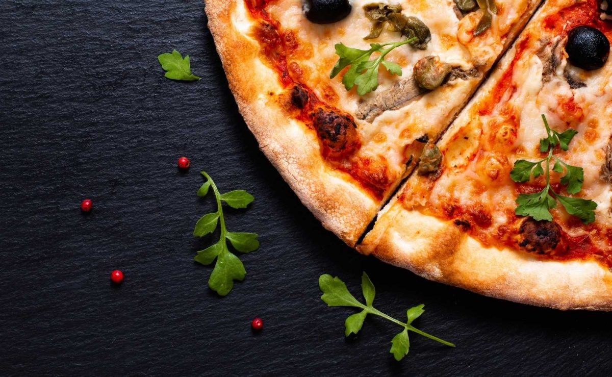 Pizzastein für den Backofen