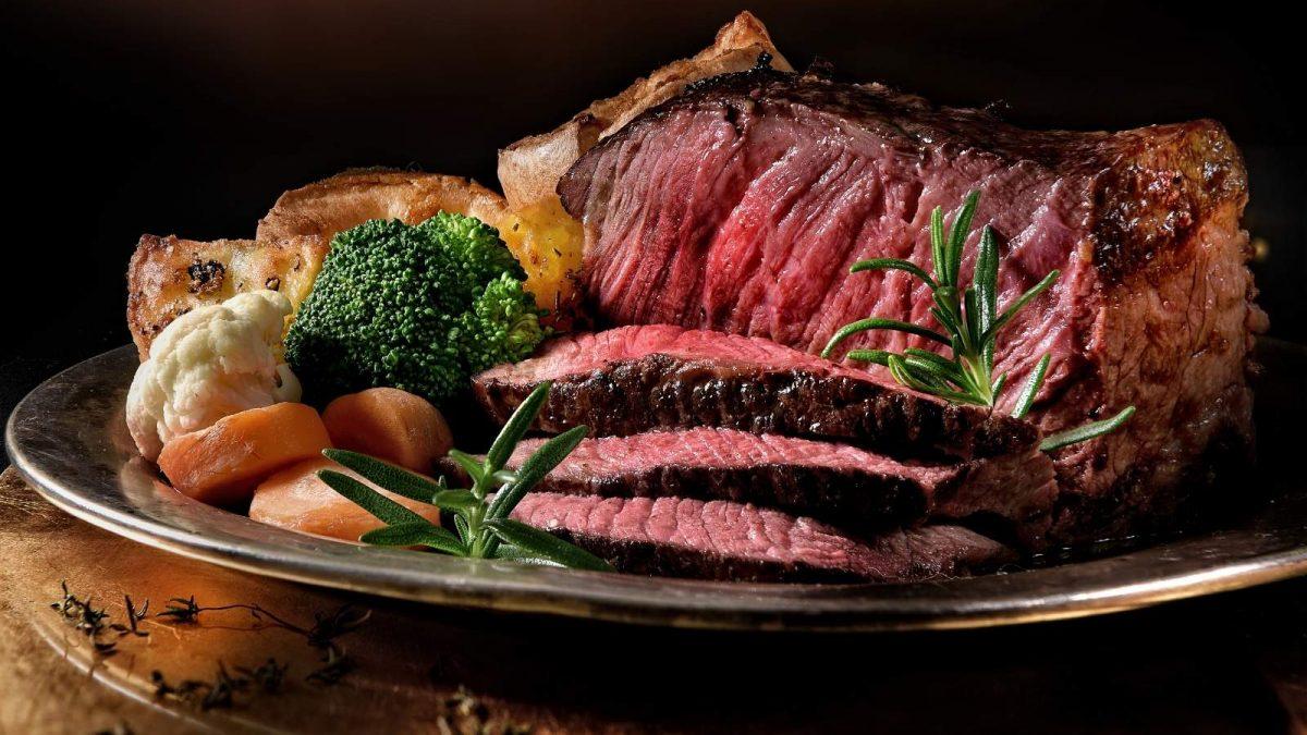 Wie lange braucht ein Steak im Backofen