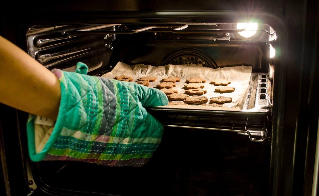 Auf welcher Schiene werden Pla?tzchen gebacken?