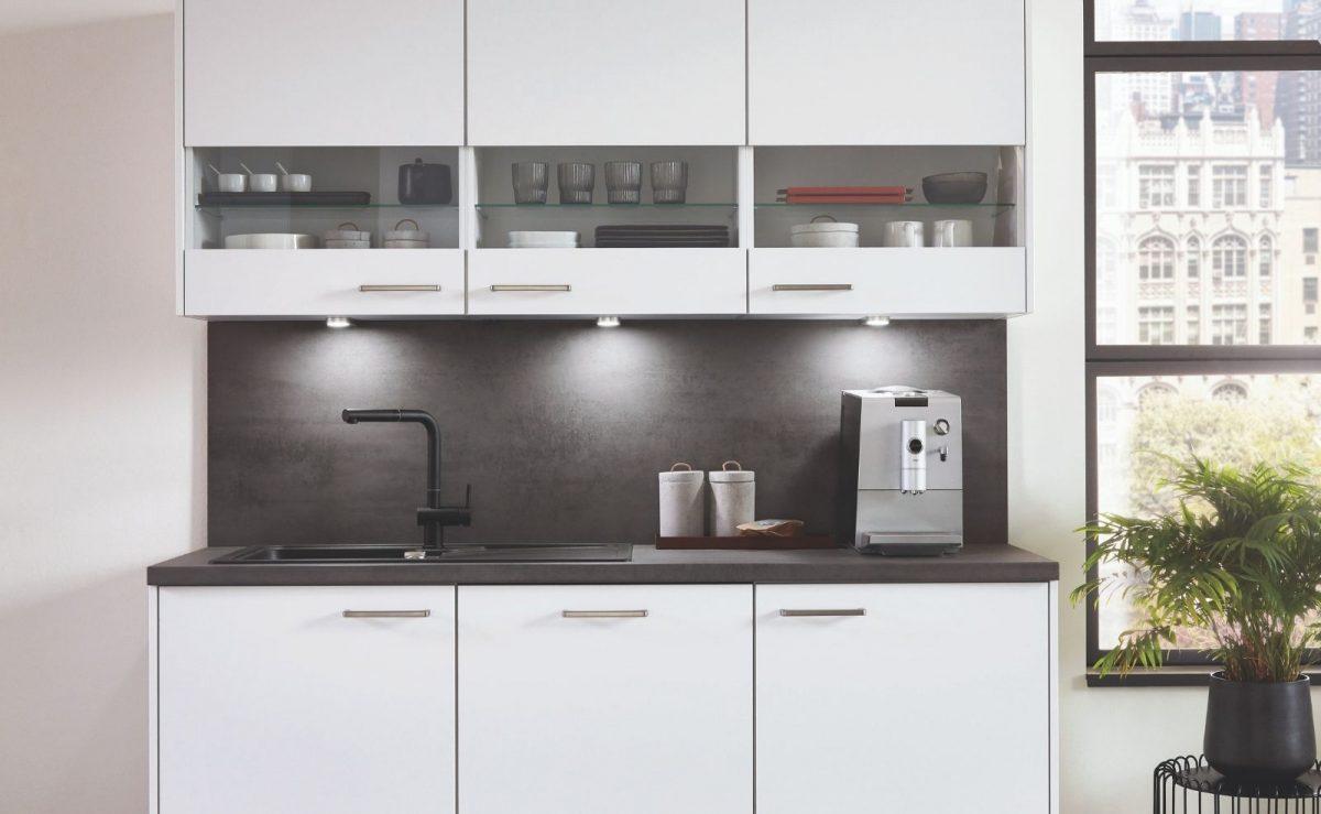 nobilia elements Küchen für möglichst viele Menschen ergonomischen Komfort. Foto: nobilia elements