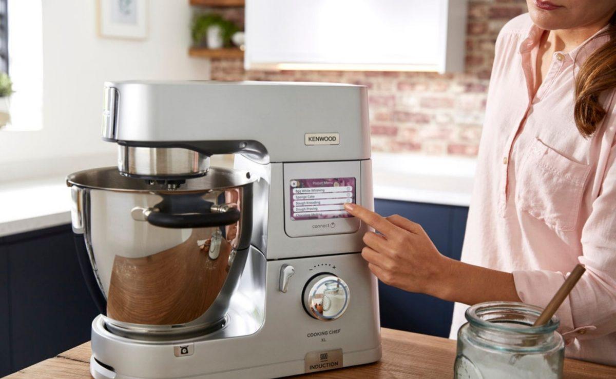 Automatisches Kochprogramm oder lieber manuell kochen - mit der Cooking Chef von Kenwood hast du die Wahl. Foto: Kenwood Deutschland