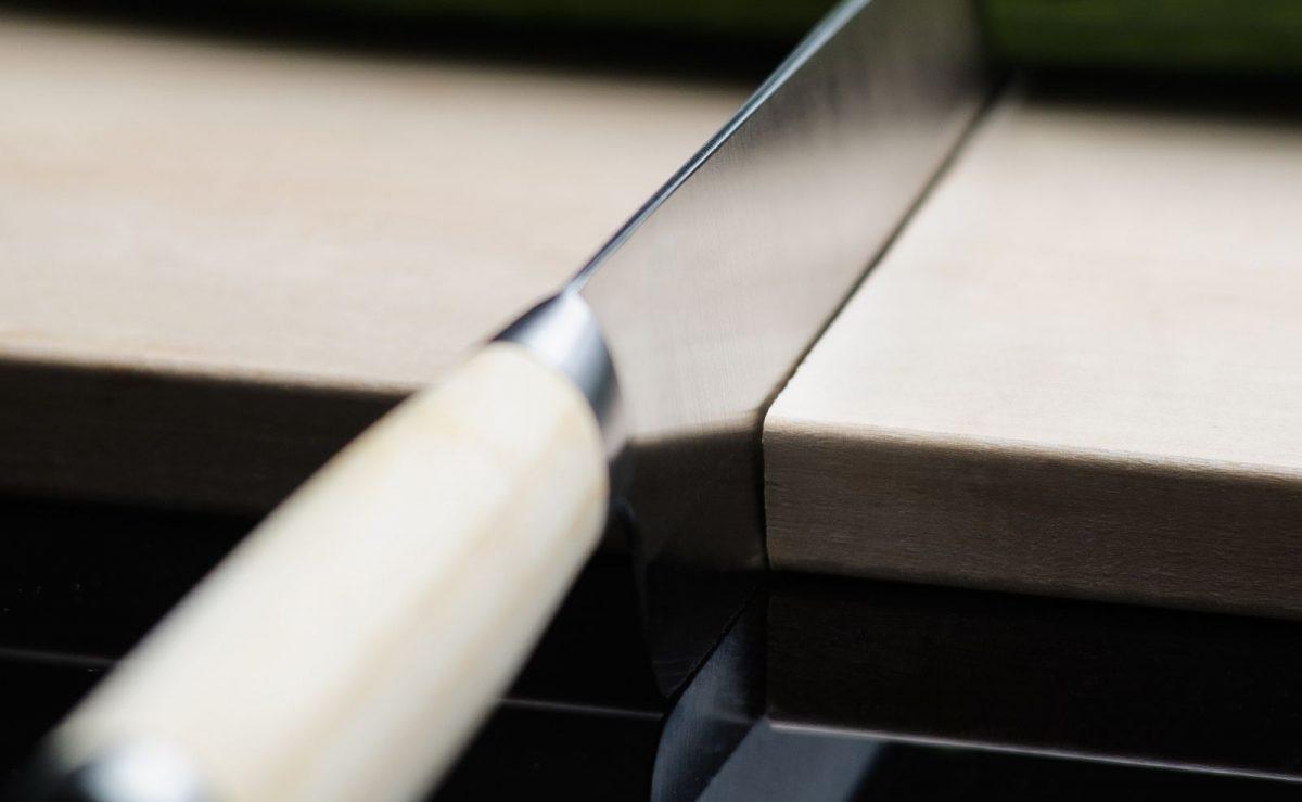Der Klassiker in der Küche: Der Messerschleifer