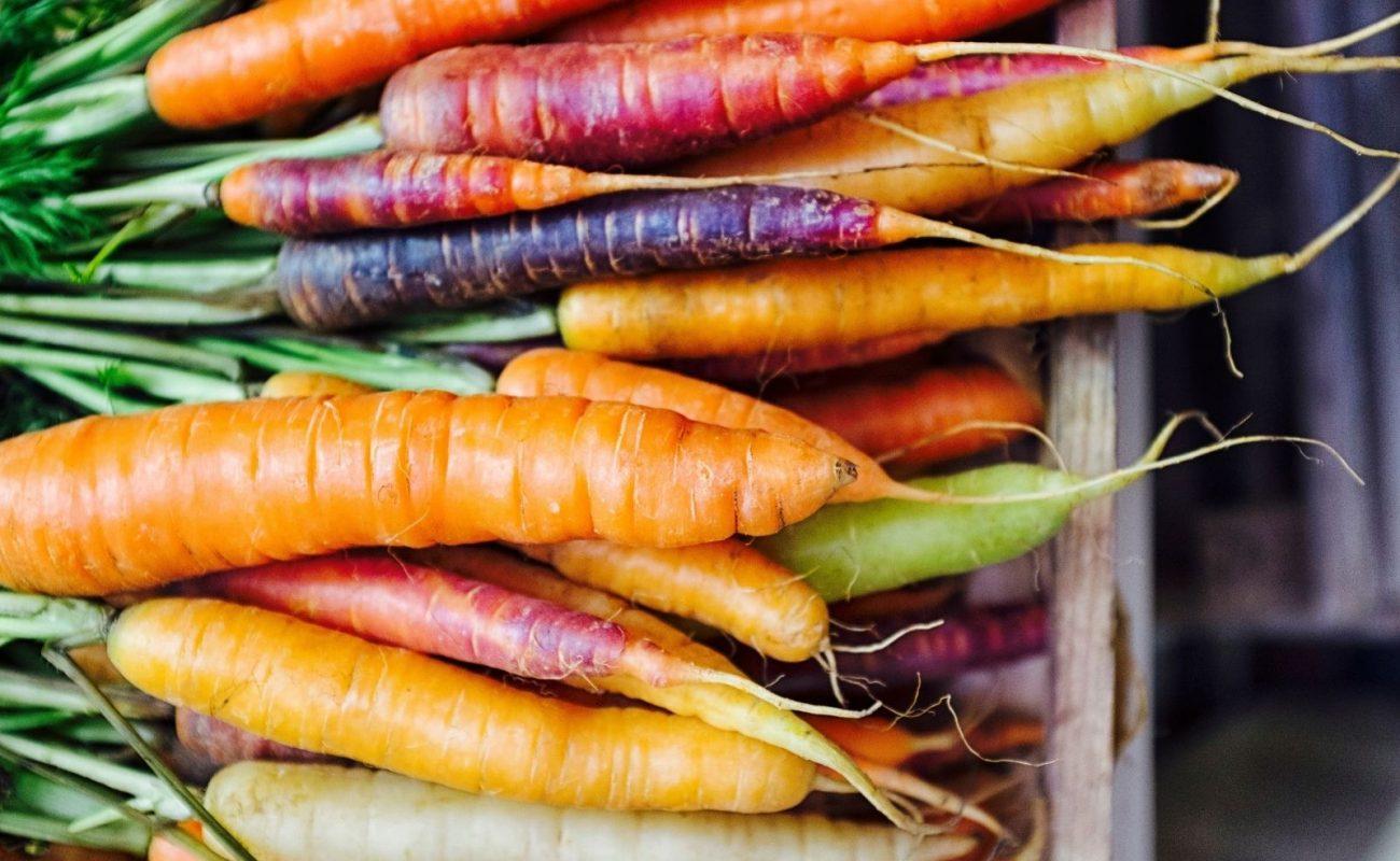 Wann kann man Karotten nicht mehr essen?