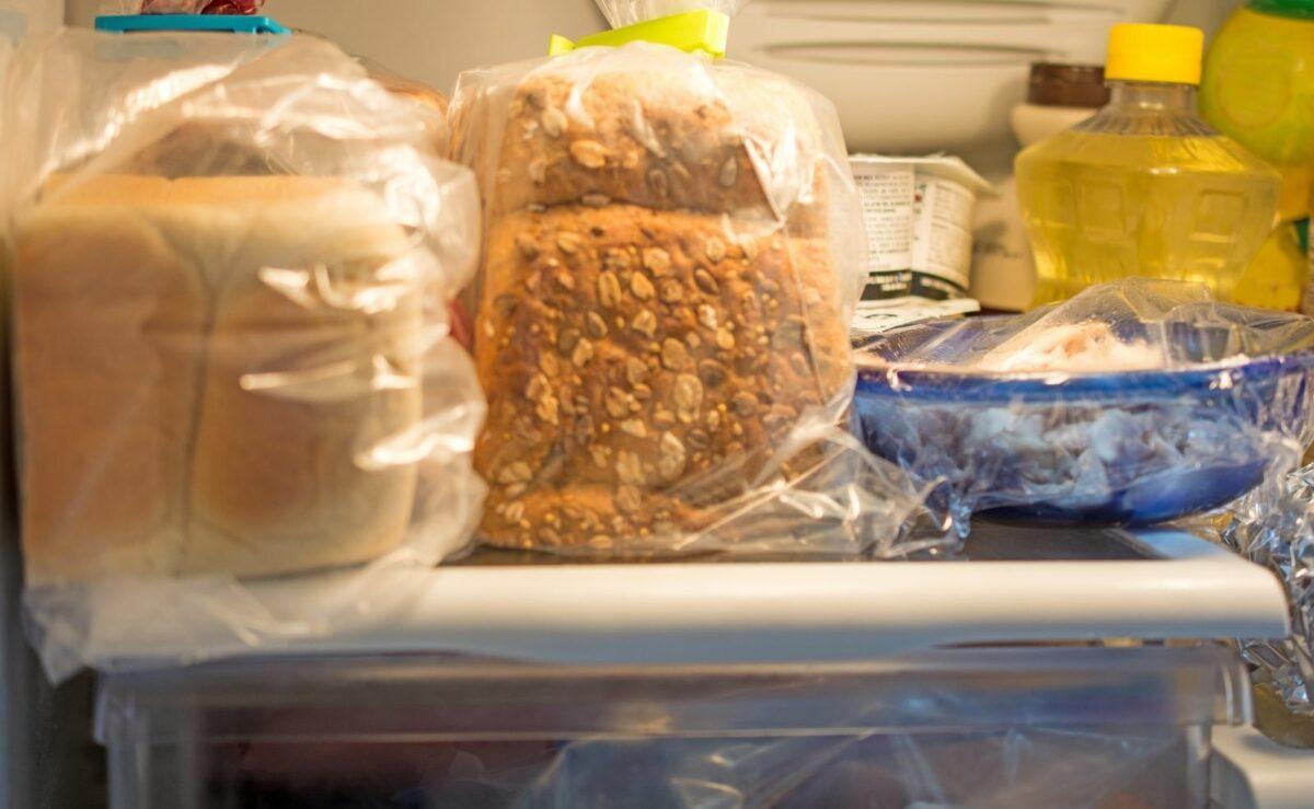 Brot Kühlschrank