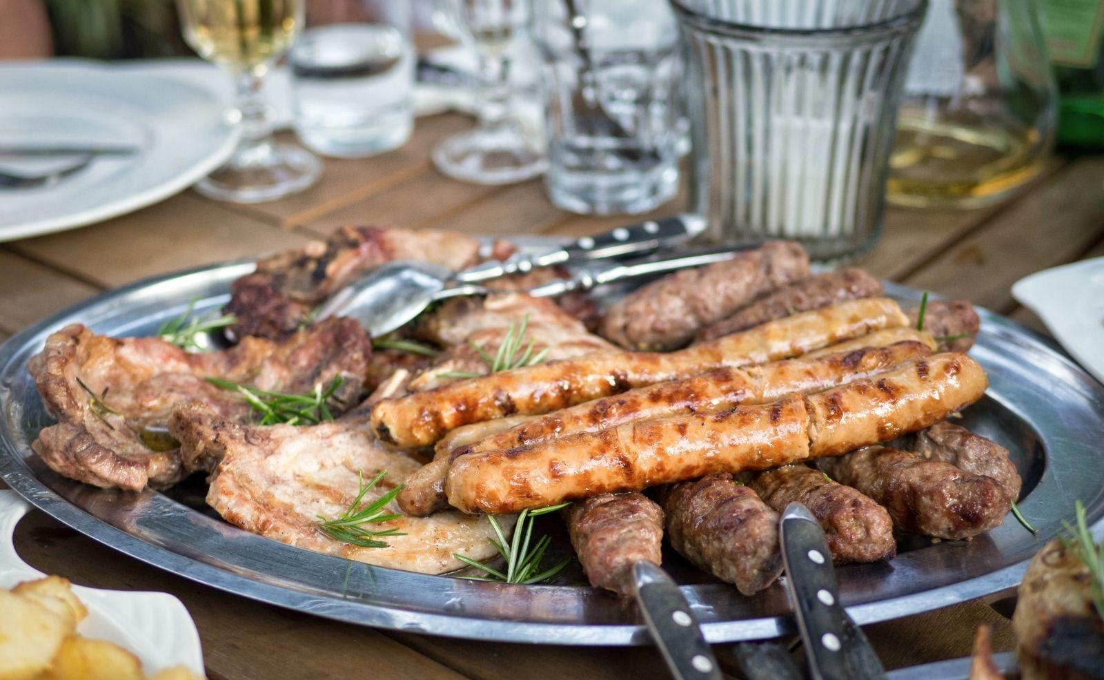 Gebratenes Fleisch einfrieren