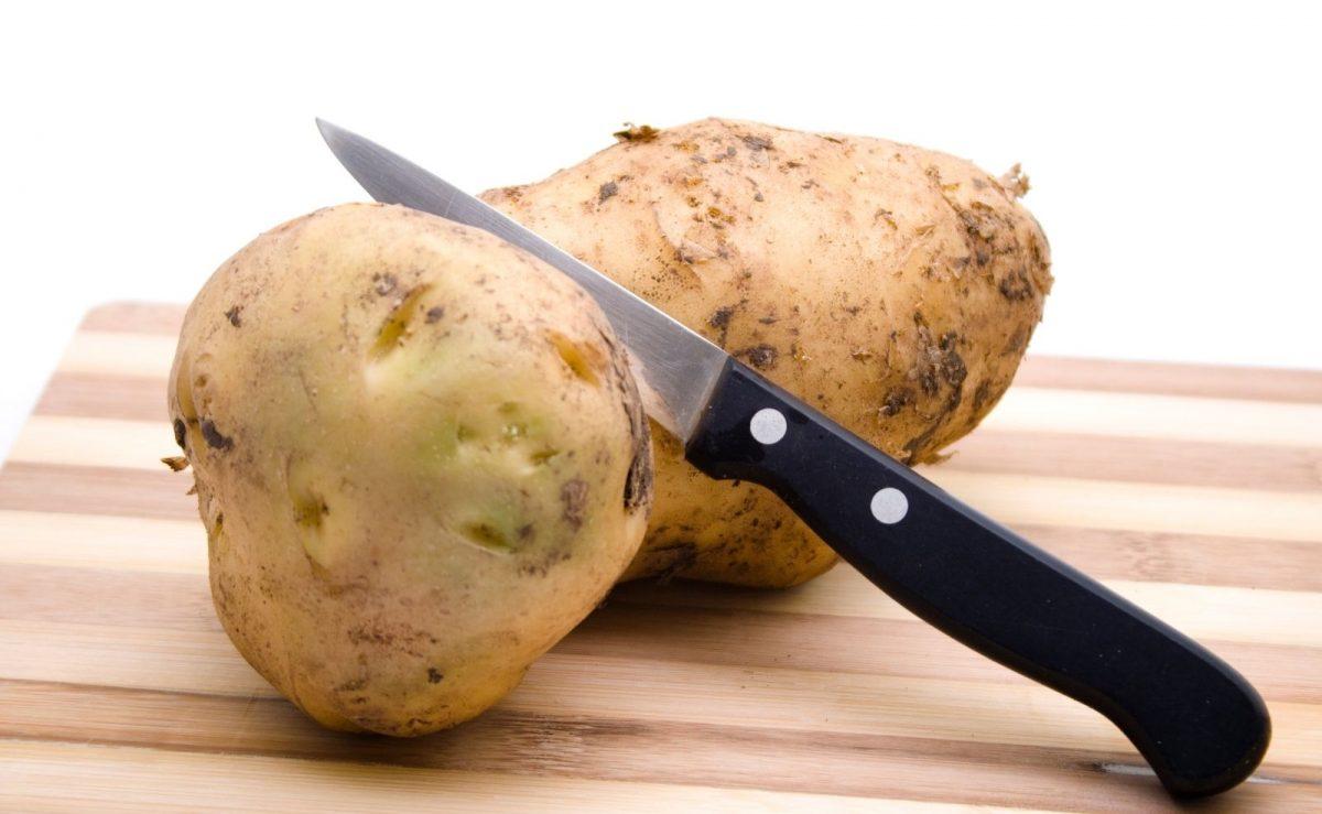 Das Gemüsemesser ist ein Alleskönner: Schneiden, Putzen, Vorbereiten und Dekorieren